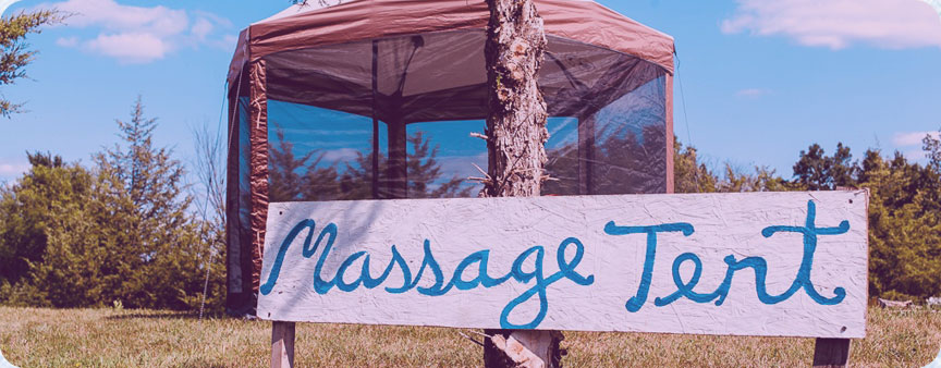 workshops massage